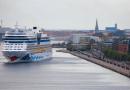 Cruiseschepen weer welkom in Denemarken