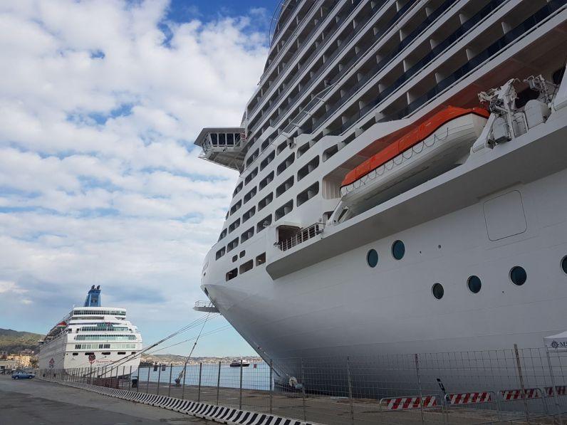 MSC Meraviglia -Messina 10