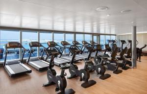 foto cruise dagje spa fitness seabourn by Jeff Tung