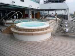 Zwembad dek 5