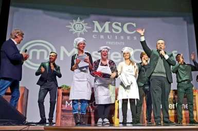 MSC Magnifica Masterchef 08