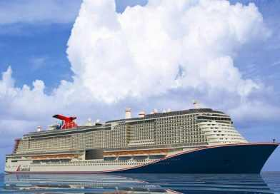 Carnival Cruise Line meldt vertraging oplevering Mardi Gras