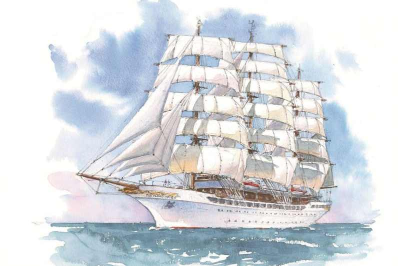 Seacloud spirit