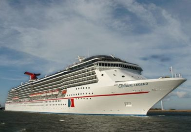 Carnival Legend komt naar Europa in 2021
