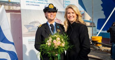 Princess Cruises viert 3 mijlpalen in bouw Royal-klasse schepen