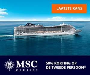 MSC advertentie