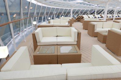 MSC Yacht Club Sundeck