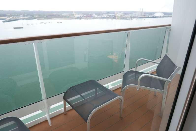 MSC Bellissima MSC Yachtclub suite 005