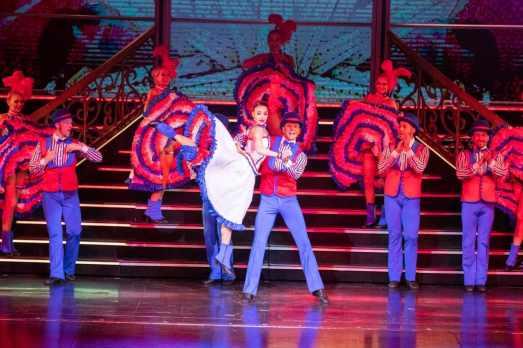 Showgirls! - Royal Caribbean