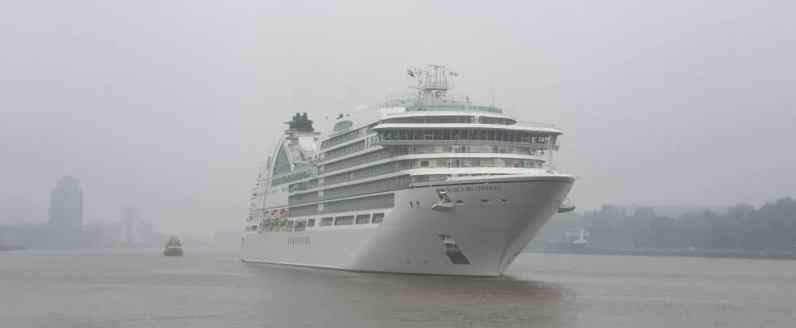 AIDAperla Seabourn Ovation 16