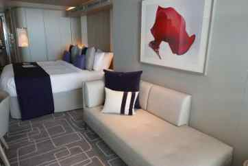 Celebrity Edge balkonhut concierge 005