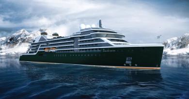 Cruises voor inaugurele seizoen van Seabourn Venture nu boekbaar