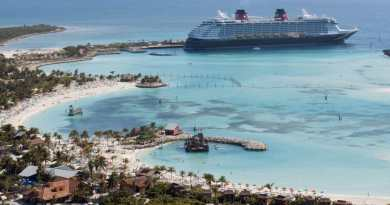 Disney Dream bij Castaway Cay
