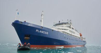 Upgrades voor expeditieschepen Hondius, Ortelius en Plancius