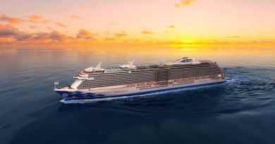 Princess Cruises viert madrina-ceremonie Enchanted Princess
