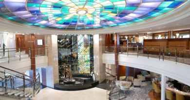 Crystal Serenity: zes sterren ultraluxe cruiseschip
