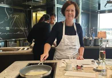 Aan de 'culinaire' slag aan boord van Regent's Seven Seas Explorer