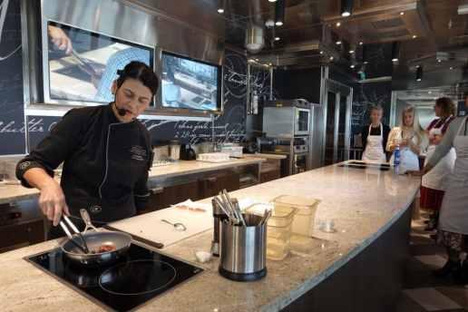 Seven Seas Explorer - Culinary Arts Center