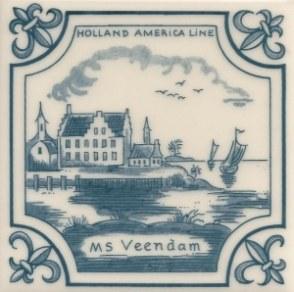 Mariner Collection 1997 MS Veendam
