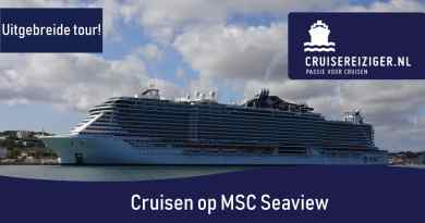 Video's van MSC Seaview
