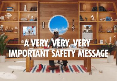 Video: Nieuwe veiligheidsvideo Carnival Cruise Line met Shaquille O'Neal