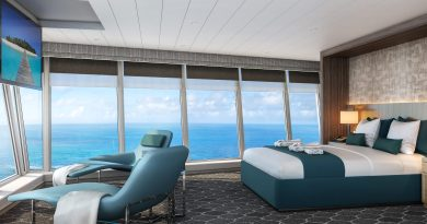 Royal Caribbean introduceert Ultimate Panoramic Suites op Oasis of the Seas