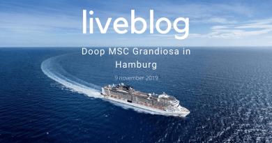 liveblog MSC Grandiosa