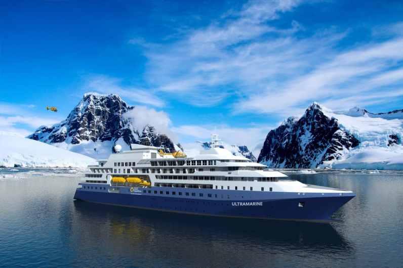 Quark-Polar-Ship