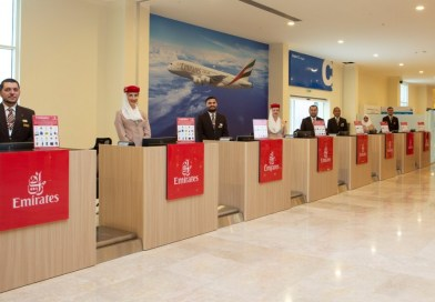 Emirates opent eerste incheckterminal in Dubai voor cruisereizigers in haven