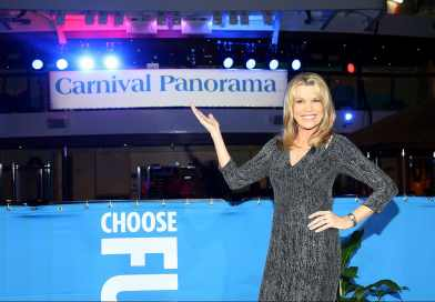 Carnival Panorama officieel gedoopt in Long Beach