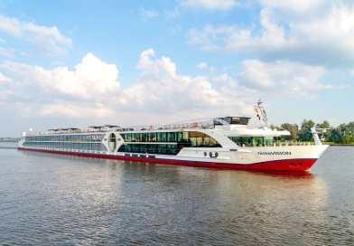 Eerste riviercruiseschip in Duitsland van start