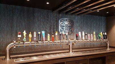 District Brew House - Biersoorten