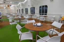 AIDAnova Yachtclub