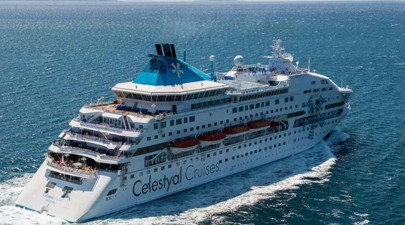Celestyal Cruises terug in de vaart met Celestyal Crystal