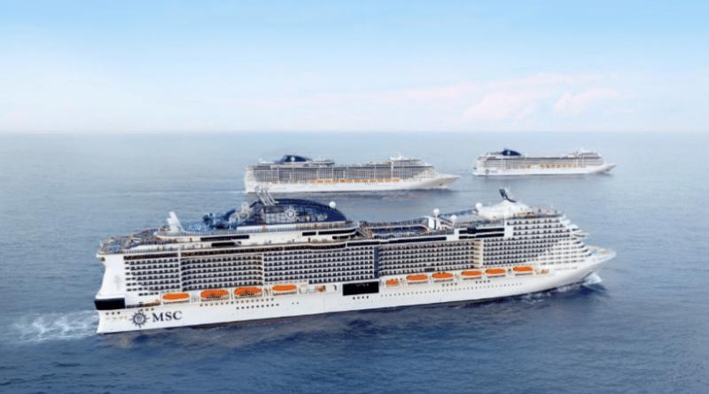 MSC Cruises bevestigt volledige zomerprogramma 2021