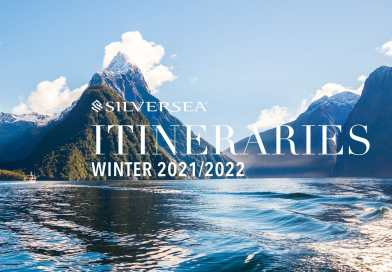 Silversea vaart in winter 2021/2022 86 nieuwe routes