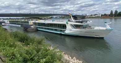 Nieuw riviercruiseschip Andrea gedoopt voor Phoenix Reisen