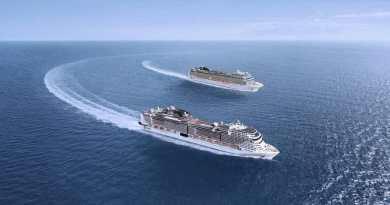 Langere vaarroute MSC Magnifica, meer afvaarten MSC Grandiosa
