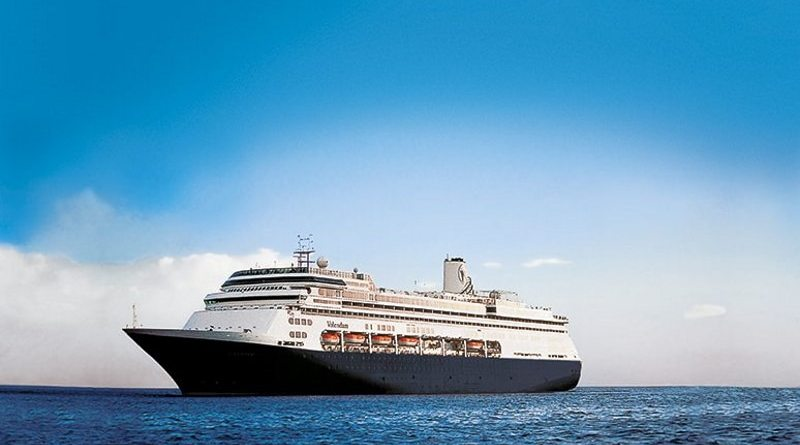 Verkoop gestart van Holland America Line's Grand World Voyages in 2022 en 2023