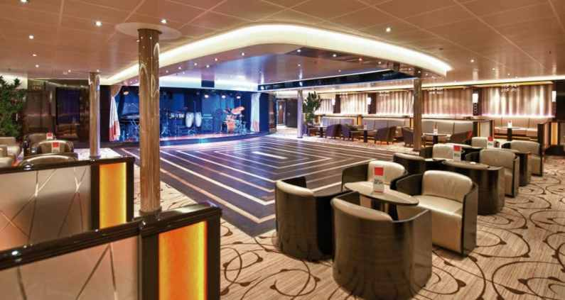 Celestyal Experience Lounge Vienna