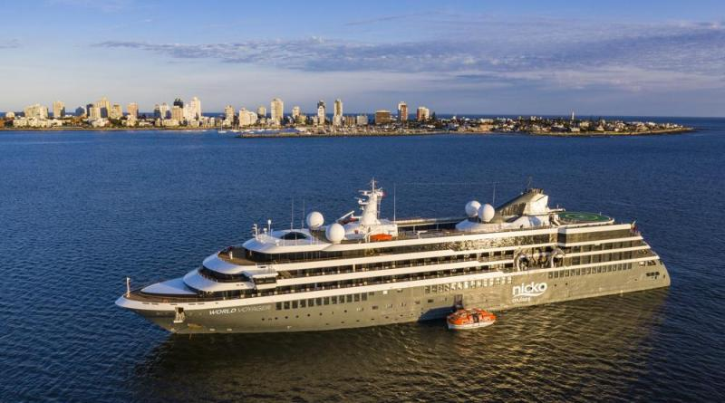 Nicko Cruises succesvol met World Explorer van start