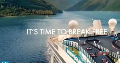 "Norwegian Cruise Line kondigt nieuwe wereldwijde campagne aan: Dream big and ""break free"""