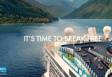 """Norwegian Cruise Line kondigt nieuwe wereldwijde campagne aan: Dream big and """"break free"""""""
