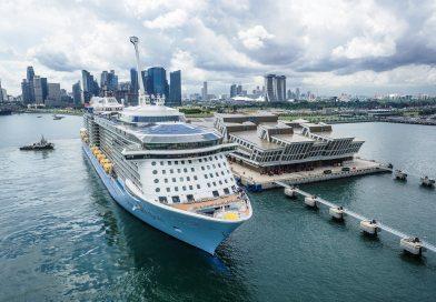 Royal Caribbean: Verlenging cruisestop & start in Singapore