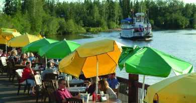 Fairbanks: 'Cruisehaven' in het midden van Alaska