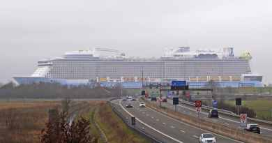 Royal Caribbean publiceert vinfographic over Eemstocht Odyssey of the Seas