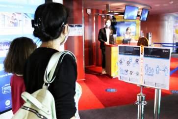 MSC Cruises herstart