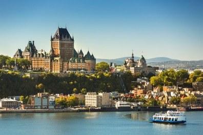 Quebec in de Indian Summer