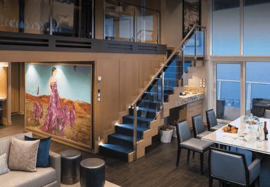 Royal Caribbean introduceert Suite Neighborhood op Wonder of the Seas