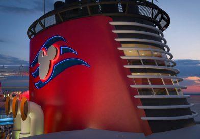 Nieuw Disney-schip krijgt een suite in een schoorsteen